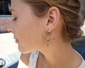 Dragonfly Earrings, Dragonfly Jewelry, Swarovski Crystal Earrings, Swarovski Dragonfly, Dragonfly Gift, Women's Earrings, Dragonfly Memento