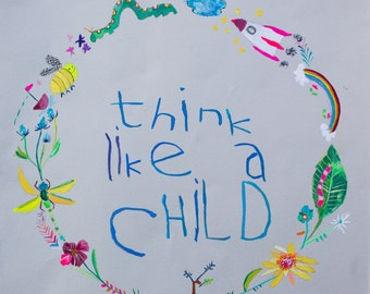 think like a child