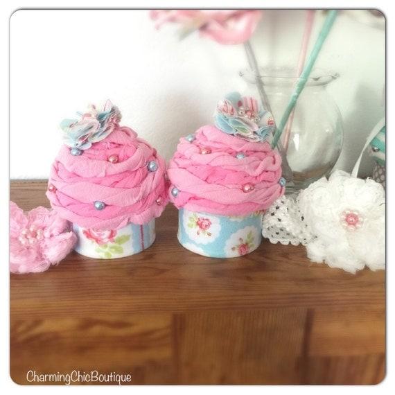 cupcake nursery room decor fabric cupcake gift by