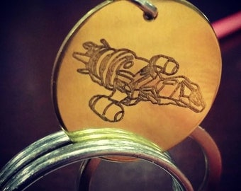 Firefly /Serenity influenced pendants.