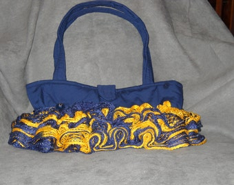 Changeable Ruffle Bag