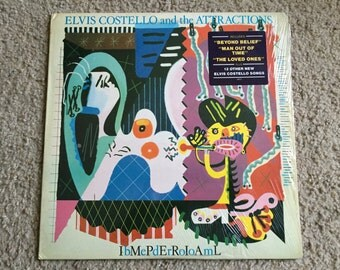 Elvis Costello and the Attractions - Imperial Bedroom Album