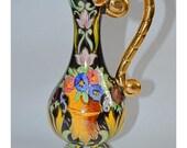 H. Bequet Quaregnon jug/vase