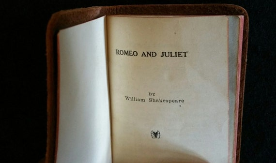 an overview and details in romeo and juliet a play by william shakespeare 2018-7-15 plot summary of shakespeare's romeo & juliet: a fight between the young servants of the capulet and montague families is stopped by the prince, threatening the next person who breaks the peace to be punished with death.