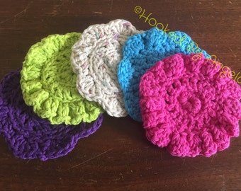 Cotton Coasters