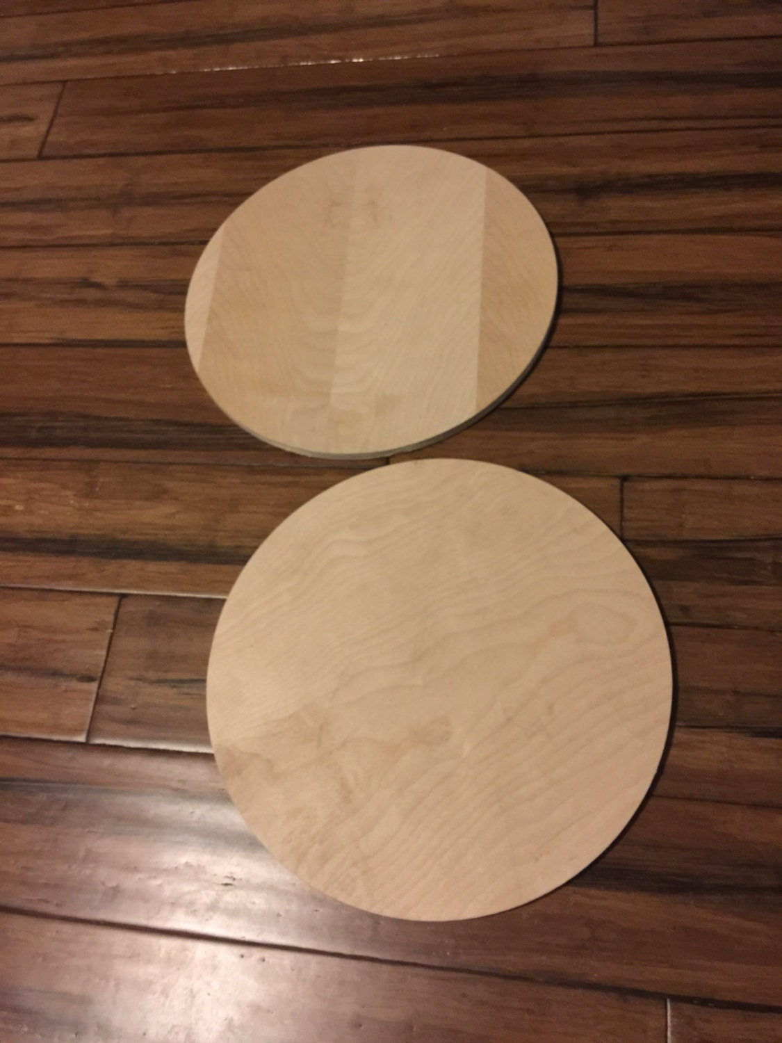 12 24 Inch Diameter Circle Birch Plywood Chair Table Top