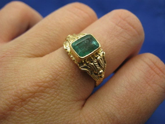items similar to atocha shipwreck royalty ring artifact