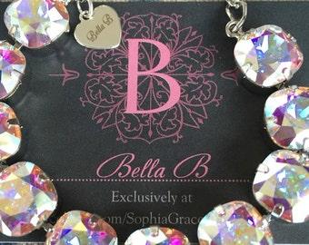 Bella B Crystal AB bracelet