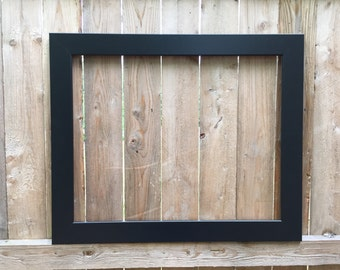 "Black Photo Frame 16x20  2"" Art Frame, Painting, Photography, Prints, Home Decor"