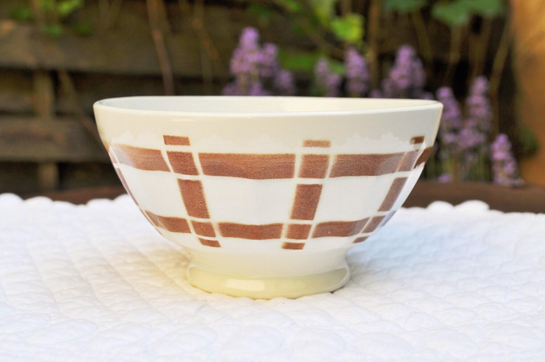 Vintage Cafe Au Lait Bowls 76