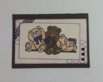Universal Bear Card
