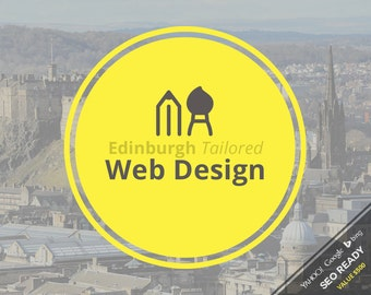 Web Design - Edinburgh Tailored Custom Web Design Package