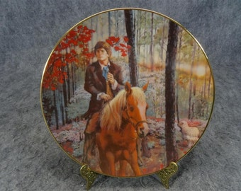 """Signature Collection Collectible """"Taylor"""" Plate"""