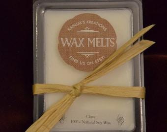 Clove Wax Melt