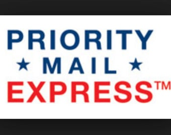 Express Mail Options