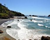 Oregon Coast, Ecola Point