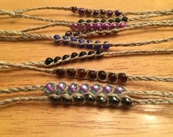 Sale! Set of 4 Surprise Wish Bracelets