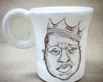 Notorious B.I.G. mug