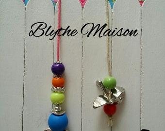 2 Pullring for Blythe / 2 Pull ring for Blythe