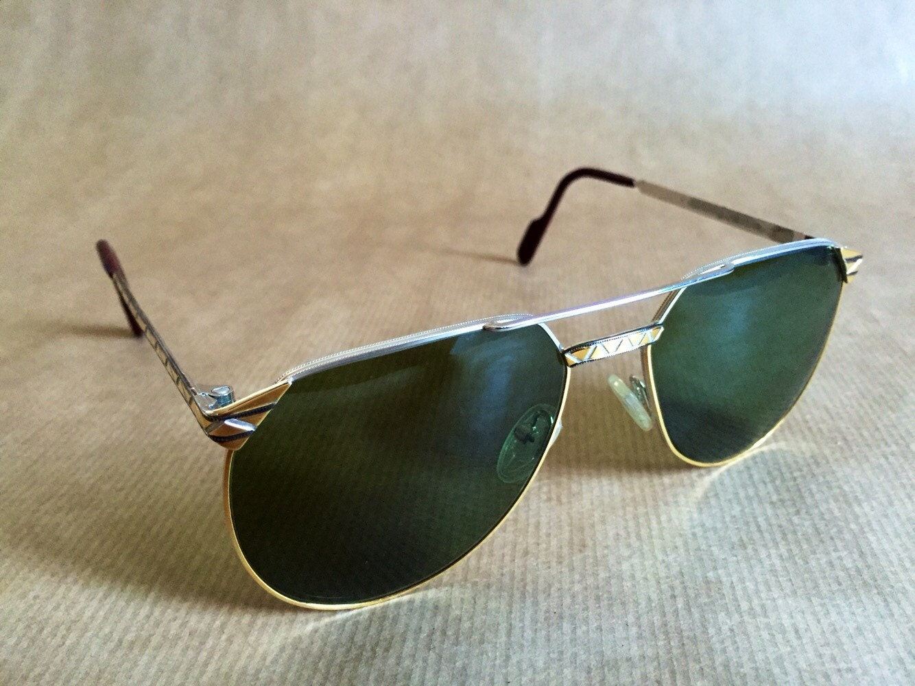 alpina m42 vintage sunglasses nos made in west germany