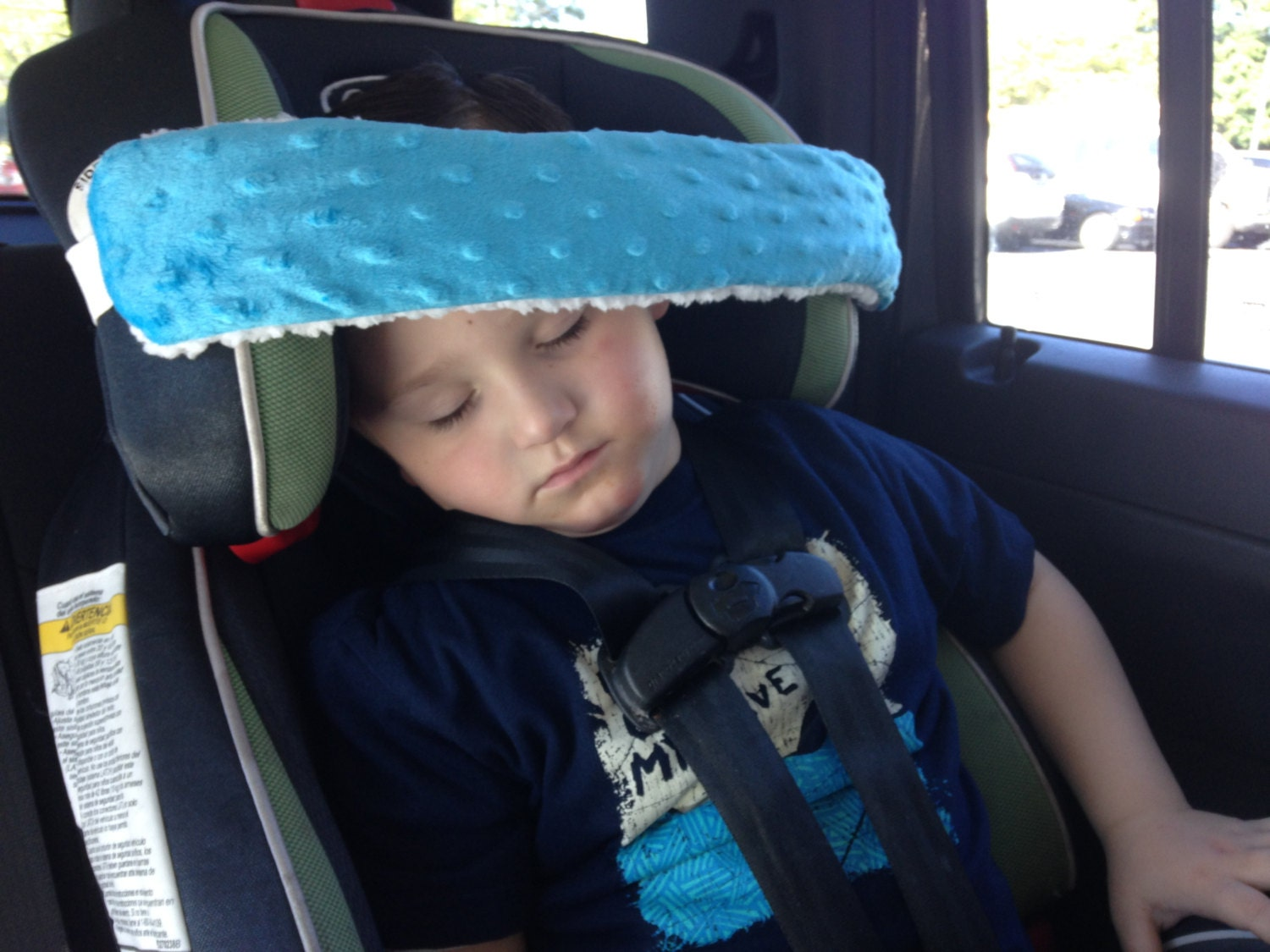 Toddler S Car Seat Head Support Head Band