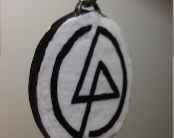Linkin Park Keychain - Linkin Park Logo Keychain
