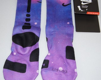 Nike Elite Galaxy Sublimated Socks Youth, Women and Men