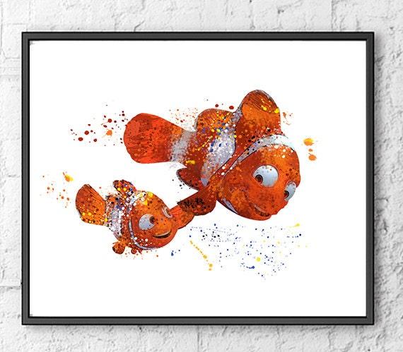 Finding Nemo Room Decor