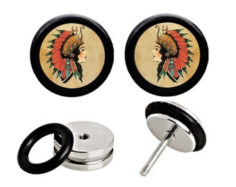 Little Chipowa 16ga Fake Plugs With Four Removeable O Rings