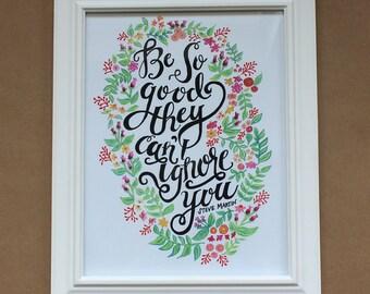 Be So Good - Original