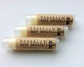 Peppermint lip balm, natural lip balm, Shea butter lip balm, beeswax lip balm, lip chap, Chapstick, natural lip balm, clear lip balm, gift