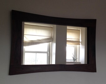 Large Curved Mirror