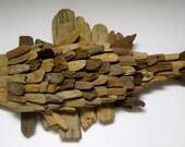 Wood fist ornament mix