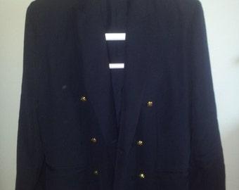 Jacket style marine, blue marine