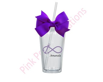Anchor Tumbler, Personalized Tumbler, Beach Tumbler