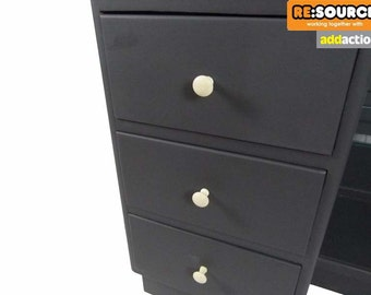 Upcycled Vintage Utility Dressing Table 45793