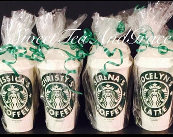 Personalized Starbucks Cup - Christmas Gift - Great Teacher Gift- Gift - Custom Starbucks Coffee Cup - Custom Starbucks Cup - Starbucks Cup