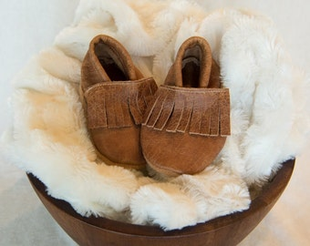 The Ammerwie Moccasin