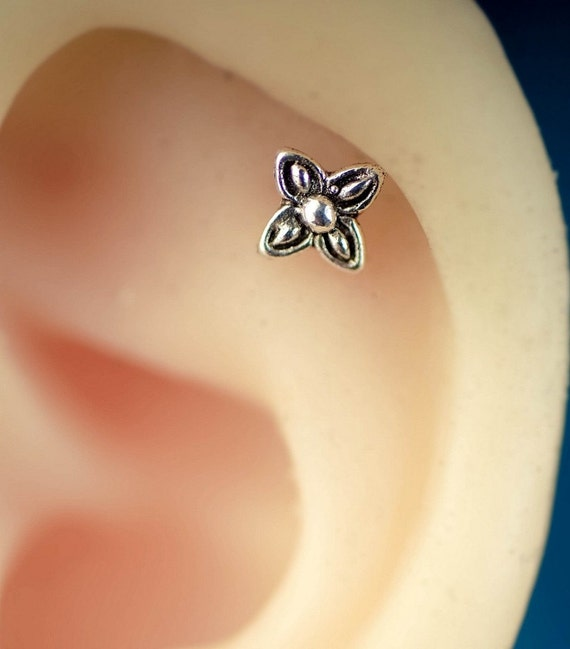 items similar to cartilage earring cartilage piercing