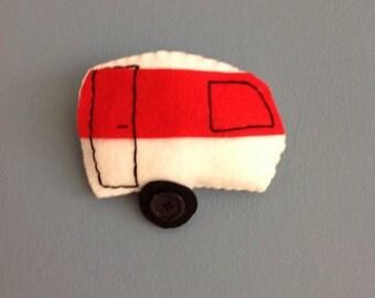 Caravan/Glamping/Caravan gift/Ornamental Caravan/Holiday/Retro/Camping