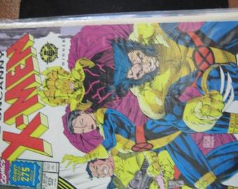 X-Men Marvel Comics 275th issue