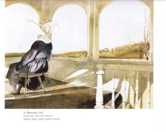 Dovecote, Cornet from Andrew Wyeth