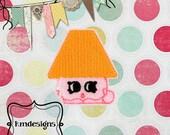 Shop L Lamp Feltie ITH Digital Embroidery Design file