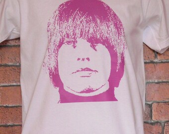 Brian Jones, Rolling Stones, T shirt By Ravens of London