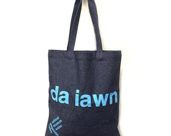 Denim bag - Da Iawn