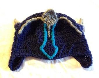 Final Fantasy XIV Dragoon Inspired Hat