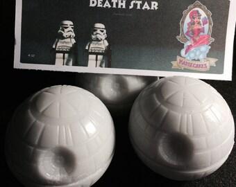 Star Wars Death Star themed soap