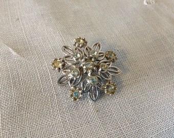 Vintage Silver Pin