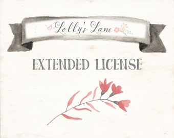 Extended License: Multiple use licensing agreement