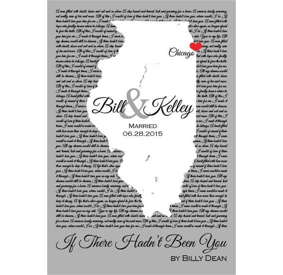 First Dance Lyrics First Dance Art Wedding Map Guest By